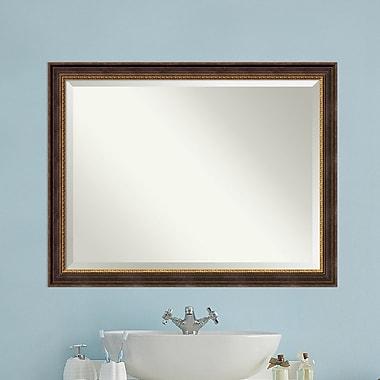 Fleur De Lis Living Carterville Oversize Accent Mirror; 34.88'' H x 44.88'' W