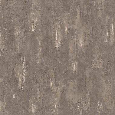 AS Creation DecoWorld 33' L x 21'' W Wallpaper Roll; Brown