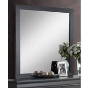 Alcott Hill Farrelly Contemporary Rectangular Dresser Mirror