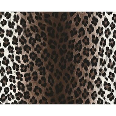 AS Creation Dekora Natur 6 Naturally 33' x 21'' Wallpaper Roll; Black/White