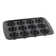 Home Basics 12-Cup Non-Stick Muffin Pan