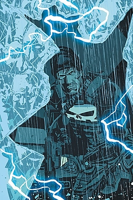 iCanvas 'Marvel Knights Presents the Punisher' by Marvel Comics Graphic Art on Wrapped Canvas