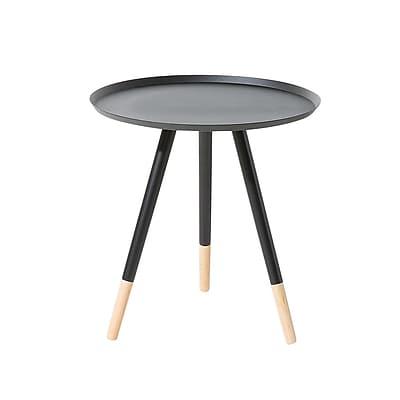 Corrigan Studio Jamie Coffee Table; Black