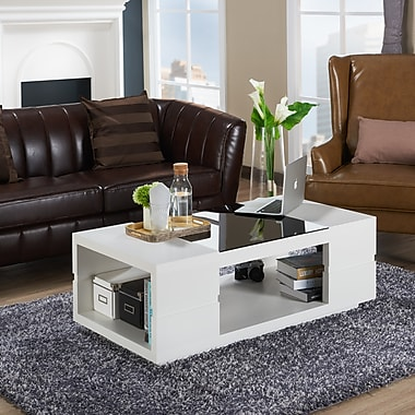 Ivy Bronx Kennison Contemporary Coffee Table