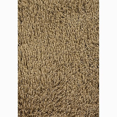 Williston Forge Johnny Brown/Tan Area Rug; 7'9'' x 10'6''