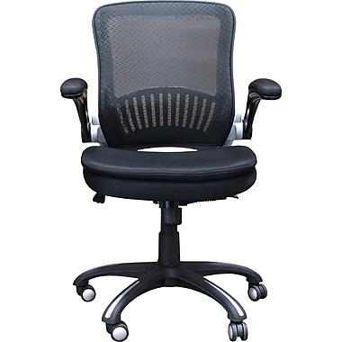 Ebern Designs Balanchine Mesh Office Chair; Black