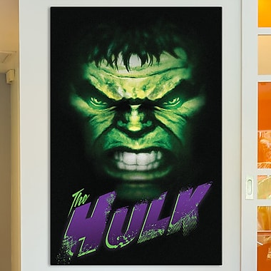 iCanvas 'Avengers Assemble Hulk' by Marvel Comics Graphic Art on Wrapped Canvas