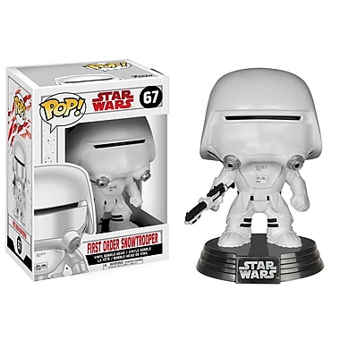 Funko Pop! Star Wars : Figurine First Order Snowtrooper - The Last Jedi (FU14738)