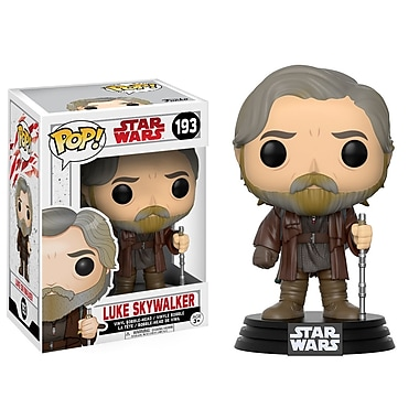 Funko Pop! Star Wars : Figurine Luke Skywalker -The Last Jedi (FU14745)