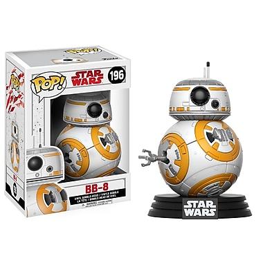Funko Pop! Star Wars : Figurine BB-8 The Last Jedi (FU14746)