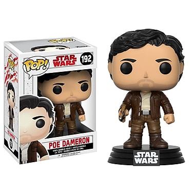 Funko Pop! Star Wars : Figurine Poe Dameron -The Last Jedi (FU14747)
