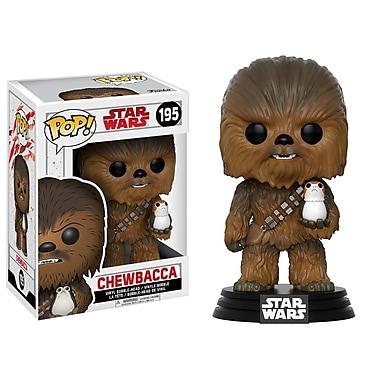 Funko Pop! Star Wars : Figurine Chewbacca -The Last Jedi (FU14748)