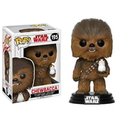 Funko Pop! Star Wars : Figurine Chewbacca -The Last Jedi (FU14748)