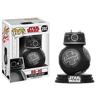 Funko Pop! Star Wars : Figurine BB-9E The Last Jedi (FU14751)