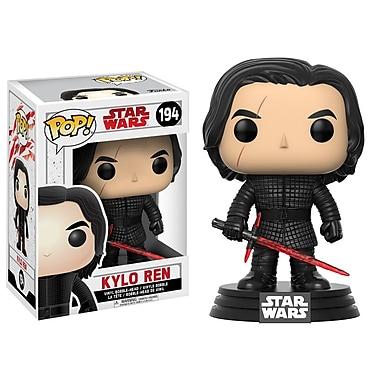 Funko Pop! Star Wars : Figurine Kylo Ren - The Last Jedi (FU14753)