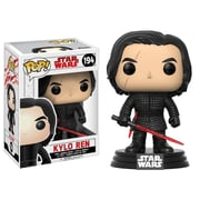 Funko Pop! Star Wars: The Last Jedi - Kylo Ren (FU14753)
