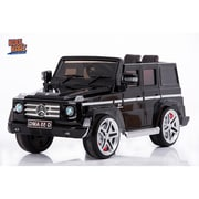 Kool Karz Mercedes Benz G55 AMG Electric Ride On Toy Car, Black