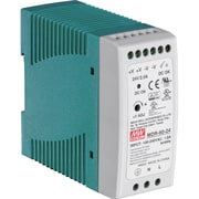 TRENDnet 60 W Single Output Industrial DIN-Rail Power Supply (TI-M6024)