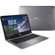 "Asus VivoBook E403NA-US04 14"" LCD Notebook, Intel Celeron N3350 Dual-core 1.10 GHz, 4 GB DDR3L SDRAM, 64 GB Flash Memory"