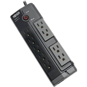 Tripp Lite TLP906RTEL Protect It! 9-Outlet Rotating-Outlet Surge Protector