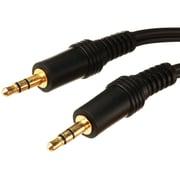 4XEM 3ft 3.5MM Stereo Mini Jack M/M Audio Cable (4X35MM3)