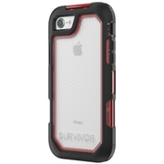 Griffin Survivor Extreme Carrying Case for iPhone 7, iPhone 8, Black (GB43771)