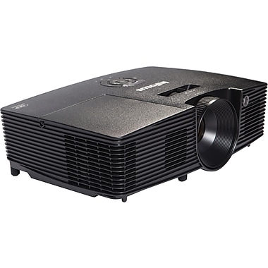 InFocus IN116XV 3D Ready DLP Projector, 720p, HDTV, 16:10 (IN116XV)