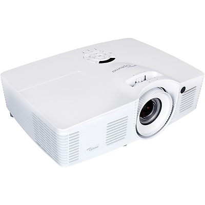 Optoma HD39DARBEE 3D Ready DLP Projector, 1080p, HDTV, 16:9