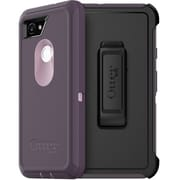 OtterBox Defender Carrying Case (Holster) for Smartphone, Purple Nebula (77-56124)