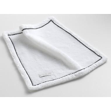 One Allium Way Orchard Ultra Absorbent Washcloth; White