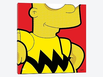 iCanvas 'Bart Brown' Graphic Art on Wrapped Canvas; 26'' H x 26'' W x 1.5'' D