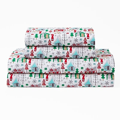 The Holiday Aisle Polyester Sheet Set; King