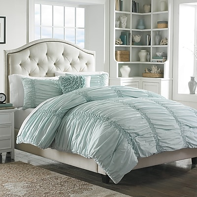 Ophelia & Co. MiKell Cotton Comforter Set; Queen