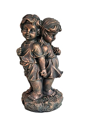 Jeco Inc. Boy and Girl Statue