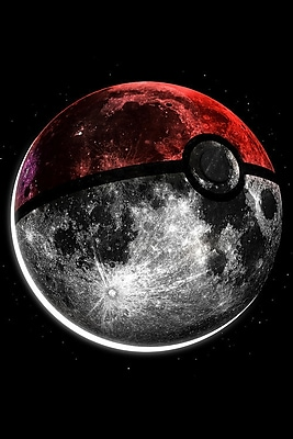 iCanvas 'Pokemoon' Graphic Art on Wrapped Canvas; 26'' H x 18'' W x 0.75'' D