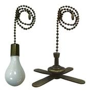 RoyalDesigns Royal Designs Fan Pull Chain; Set of 2