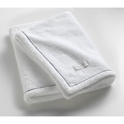 One Allium Way Orchard Ultra Absorbent Bath Sheet; White