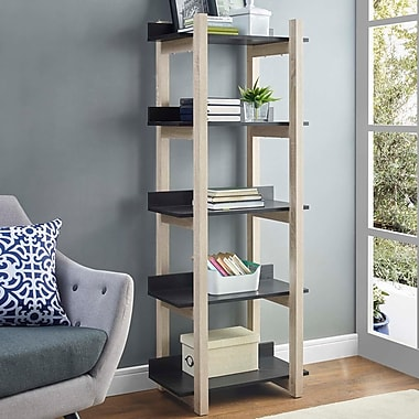 Varick Gallery Rohde 60'' Etagere Bookcase