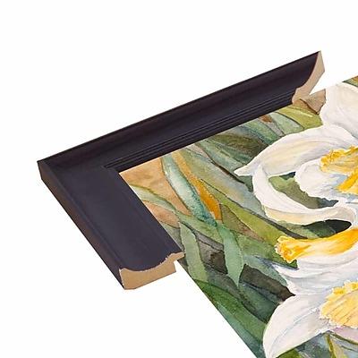 Highland Dunes 'Daffodil Heads' Print; Paper