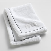 One Allium Way Orchard Ultra Absorbent Hand Towel; White