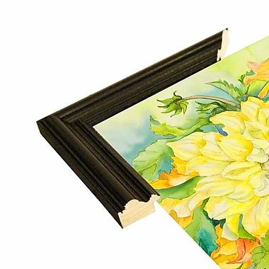 August Grove 'Golden Glow' Print; Paper