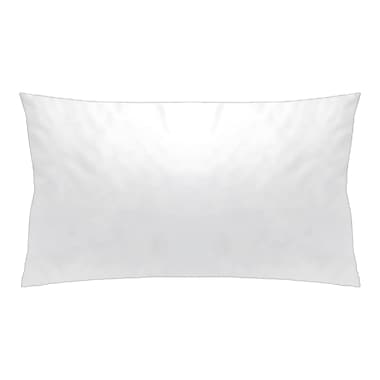 Alwyn Home Natural Micro Talalay Latex Pillow; Queen