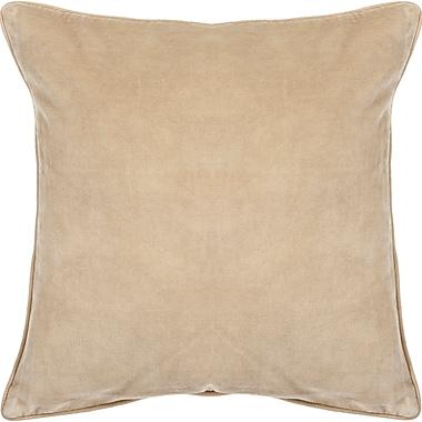 Alcott Hill Eleanor Textured Contemporary Cotton Throw Pillow; 22'' H x 22'' W