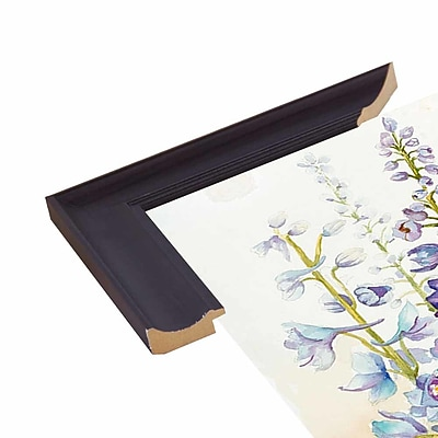 August Grove 'Delphinium Cluster' Print; Paper