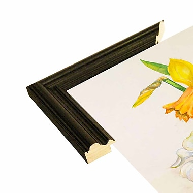 August Grove 'Daffodils- Springs Calling Card' Print; Paper