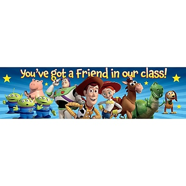 Eureka Toy Story You've Got A Friend Classroom Banner (EU-849004)