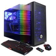 CYBERPOWERPC Gamer Supreme Liquid Cool SLC8760CPG Desktop Computer, 3.7 GHz Core i7-8700K, 2 TB HDD, 16 GB DDR4, Windows 10 Home