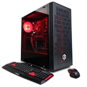 CYBERPOWERPC Gamer Xtreme GXi10940CPG Gaming Desktop Computer, 3.2 GHz Intel Core i7-8700, 1 TB HDD, 8 GB DDR4, Windows 10 Home