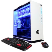 CYBERPOWERPC BattleBox Essential GXi10960CPG Gaming Desktop Computer, 3.2 GHz Intel Core i7-8700, 1 TB HDD, 16 GB DDR4