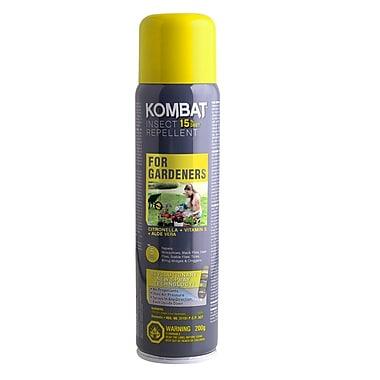 Kombat – Insectifuge en aérosol Family, avec 5 % de DEET, 200 g (90302)